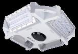 LED Büropendelleuchte